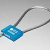 Силовая металлическая пломба GP-434, 150 см - Фото 1